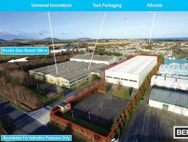 Kilcoole Industrial Estate - Universal Concepts Building - Industrial, For Sale 1