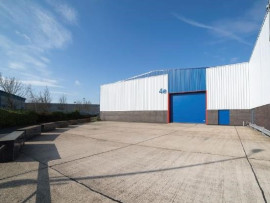 Industrial and Logistics Rent Hayes foto 3394 1