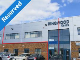 Unit 4 Ringwood Centre - Industrial, For Sale 1
