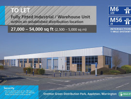 Industrial and Logistics Rent Warrington foto 7562 1