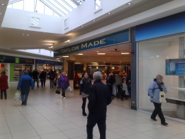 Retail Shopping Centre Rent Trowbridge foto 7830 1