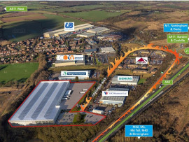 Industrial and Logistics Rent Ashby-de-la-Zouch foto 9020 1