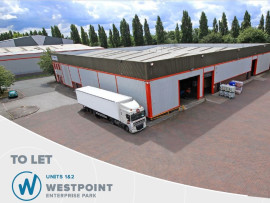 Industrial and Logistics Rent Manchester Trafford Park foto 10355 1