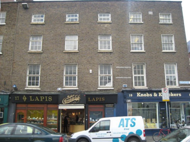 17/18 Nassau Street  - Office, To Let 1