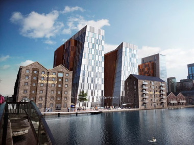 Bolands Quay - Office, To Let 1
