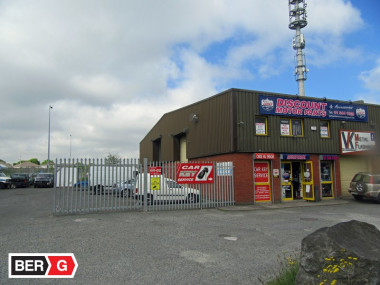 Unit 1A Ballymount Cross Industrial Estate - Investments, For Sale 1