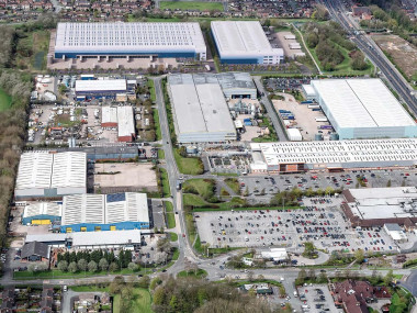 Industrial and Logistics Buyale Stoke-on-Trent foto 2579 1
