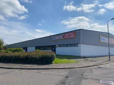 Industrial and Logistics Rent Cumbernauld foto 335 1