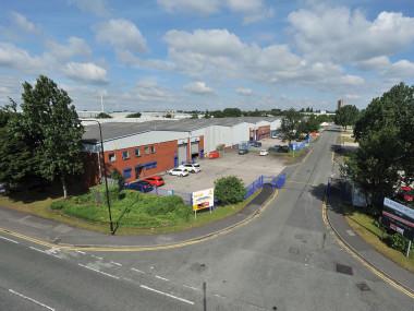 Industrial and Logistics Rent Trafford Park foto 1558 1