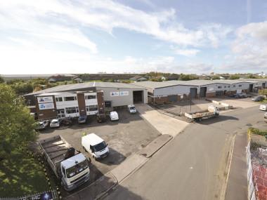 Industrial and Logistics Rent Trafford Park foto 1666 1