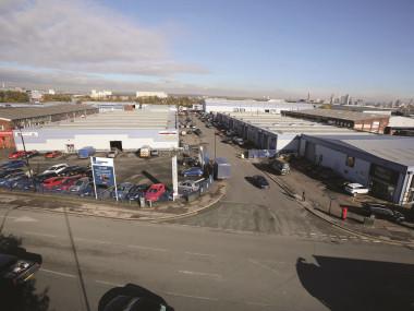 Industrial and Logistics Rent Trafford Park foto 471 1
