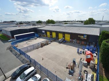 Industrial and Logistics Rent Trafford Park foto 614 1