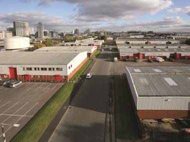 Industrial and Logistics Rent Trafford Park foto 477 1