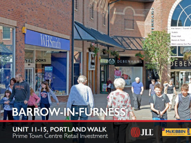 Retail High Street Investment Barrow-In-Furness foto 7715 1