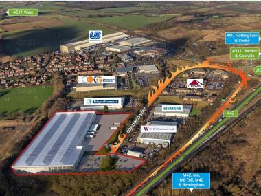 Industrial and Logistics Rent Ashby-de-la-Zouch foto 9020 1