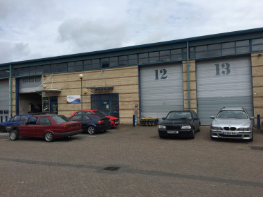 Industrial and Logistics Rent Hayes foto 7876 1