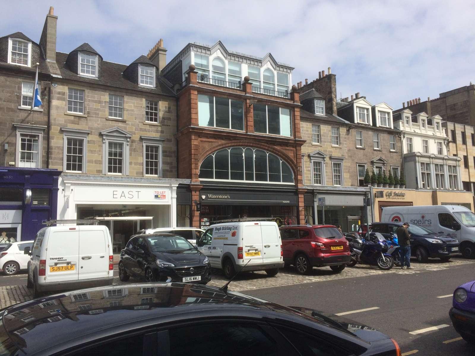 Listed Building Quality Street Edinburgh