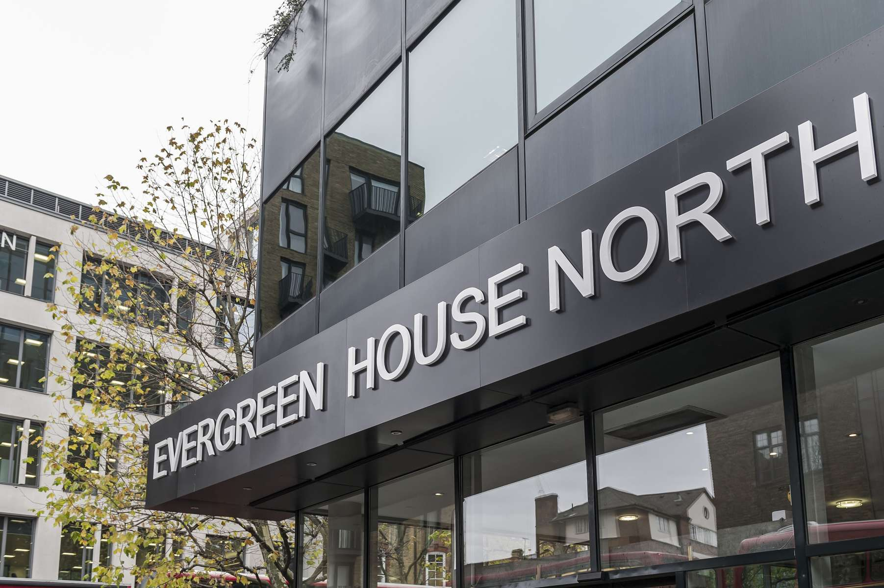 Evergreen House North London Rent Jll