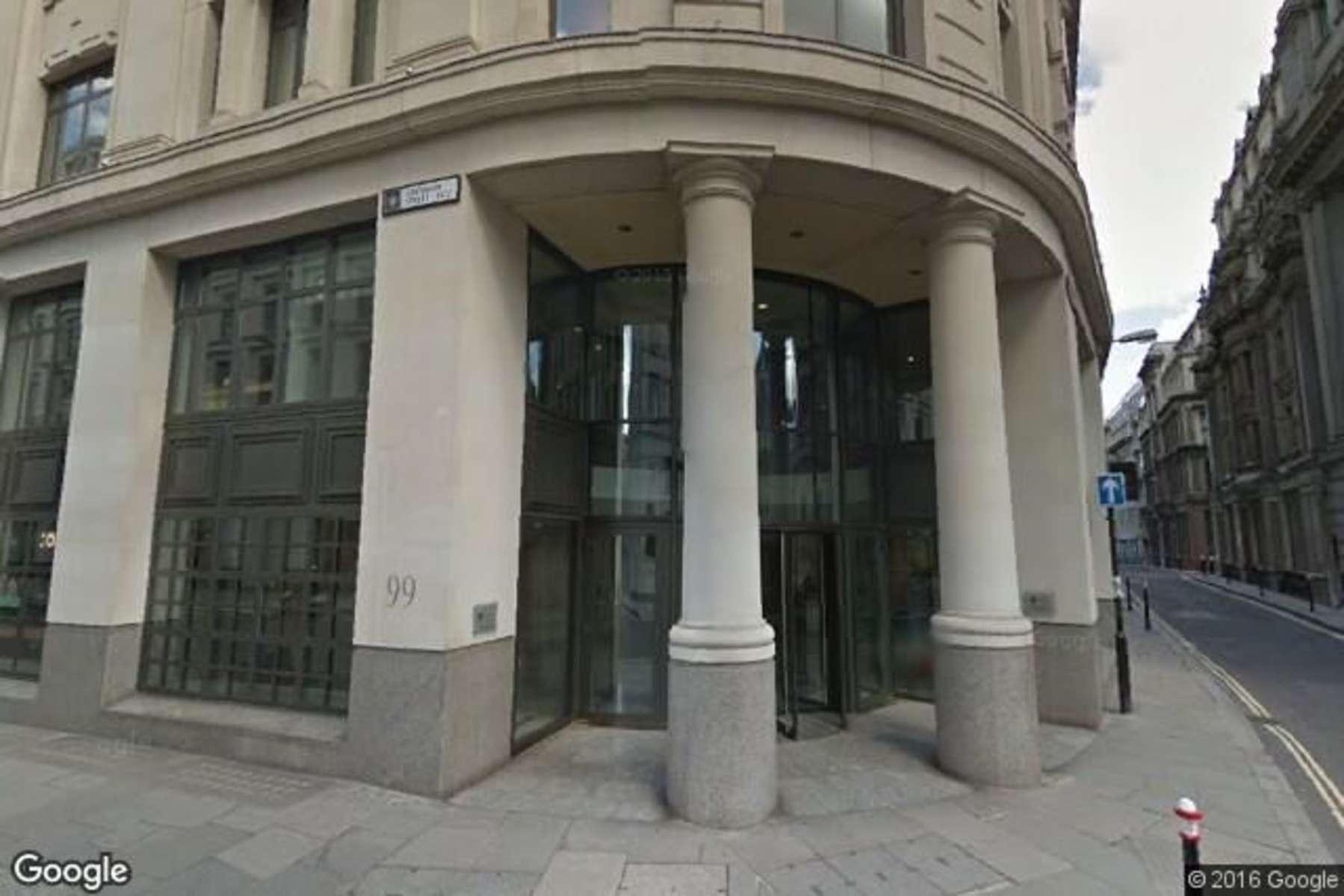 Office Property To Rent 99 Gresham Street EC2V 7NG London 4488