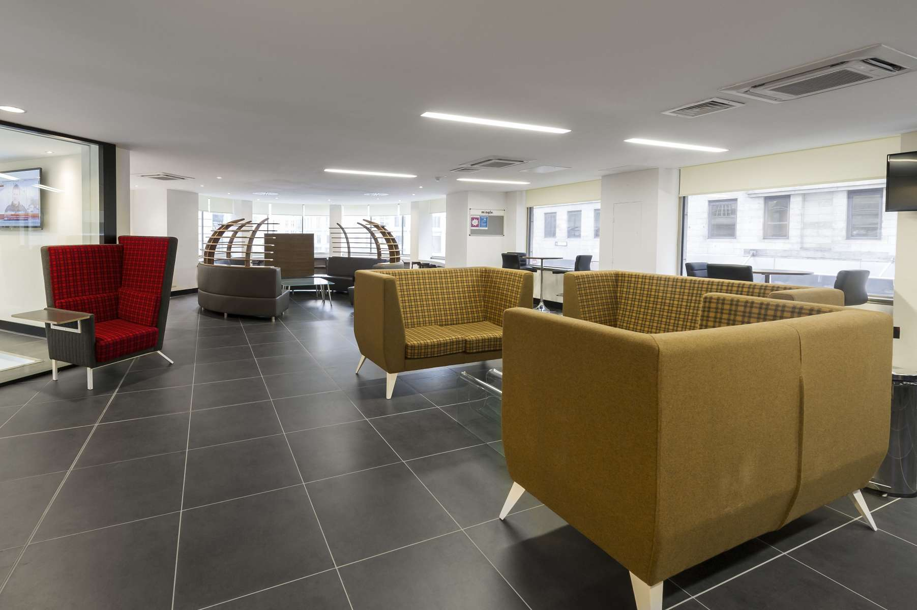 Serviced Office Property to rent 18 King William Street EC4N