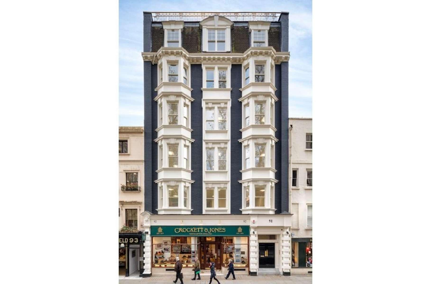 Office Property To Rent 91 Jermyn Street SW1Y 6JB London 11343