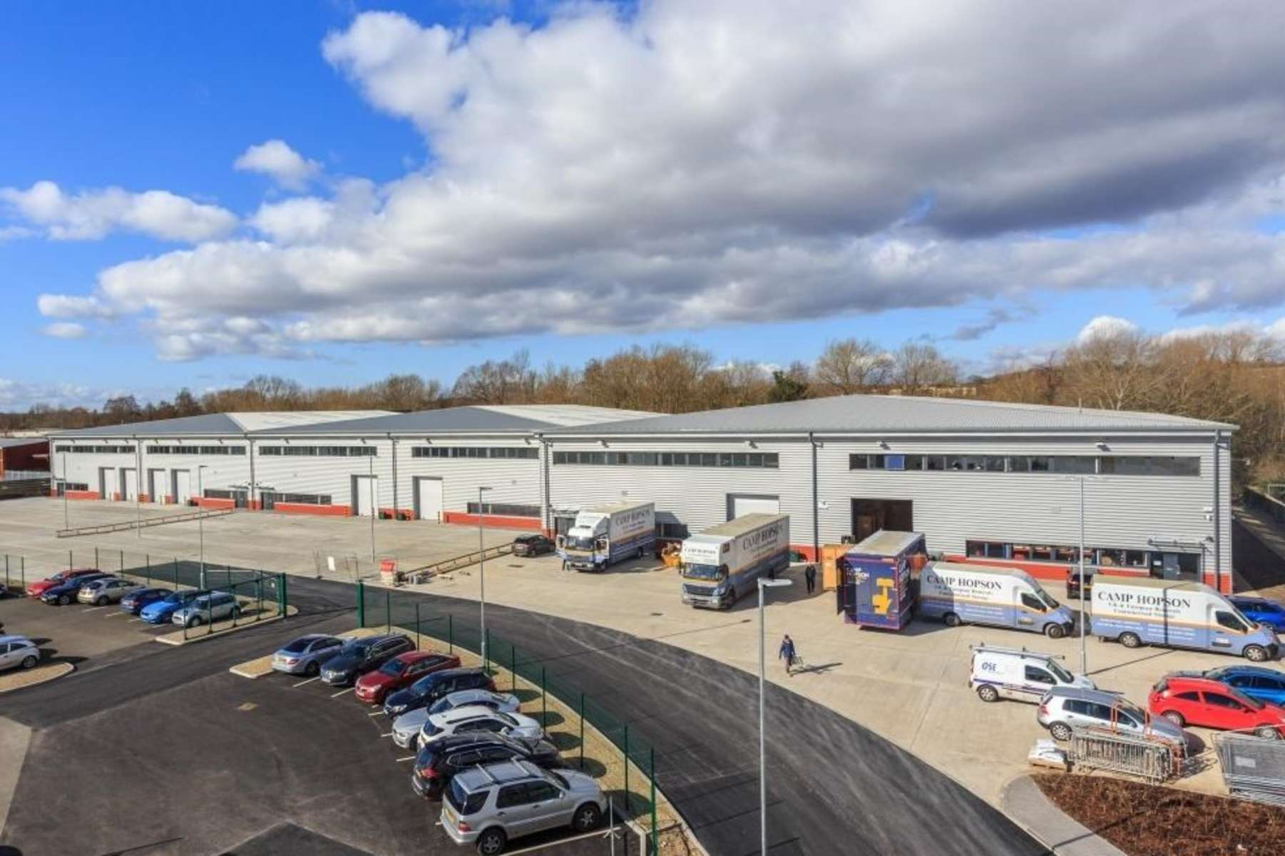 industrial and logistics property to rent nexus park rg14 5tr