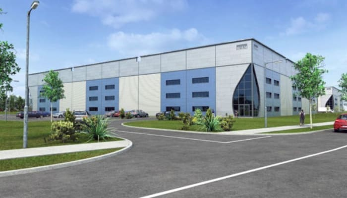 A02 The Hub Logistics Park - Industrial, For Sale 1