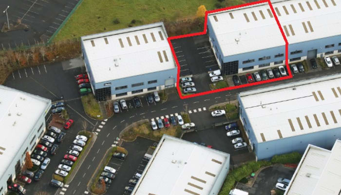 Unit F, Baldonnell business Park - Industrial, To Let 1