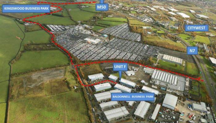 Unit F, Baldonnell business Park - Industrial, To Let 2