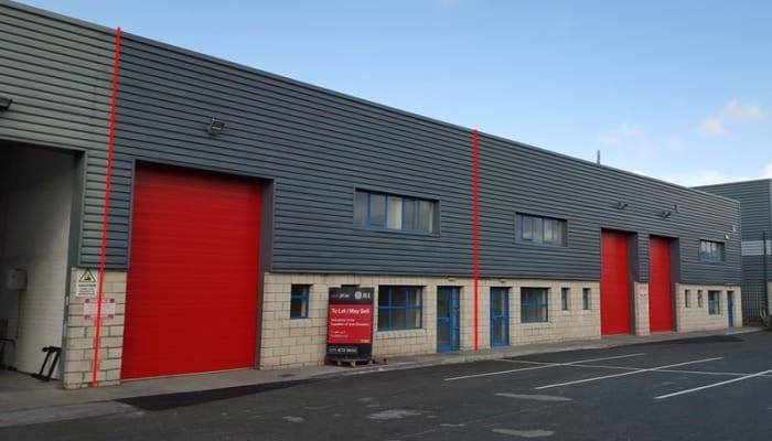 Unit 3B, Rosemount Park Drive - Industrial, To Let 1
