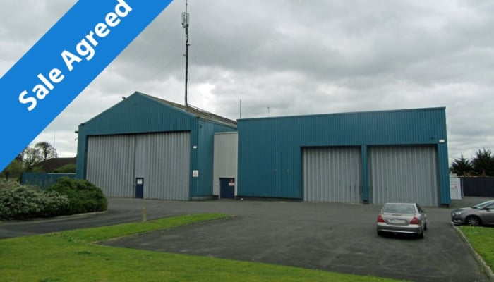 Collinstown Cross - Industrial, For Sale 1