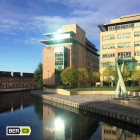 5th Floor - 3 Grand Canal Plaza - Office, To Let 1