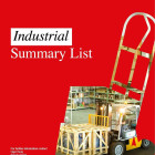 Various - Industrial Summary Listing - Industrial, For Sale 1