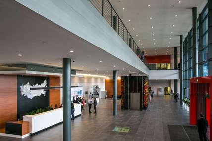 Bosch Headquarters - Офисная недвижимость, Аренда 4