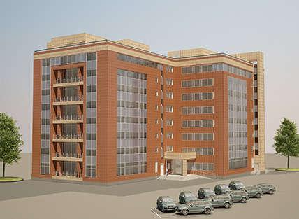 Немецкий инженерный центр - Офисная недвижимость, Продажа 2