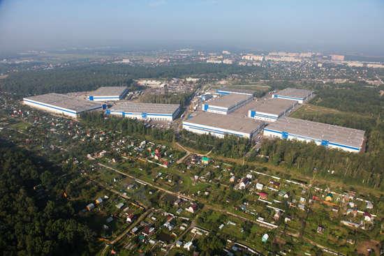 Логистический парк Климовск - Склады, Аренда 1