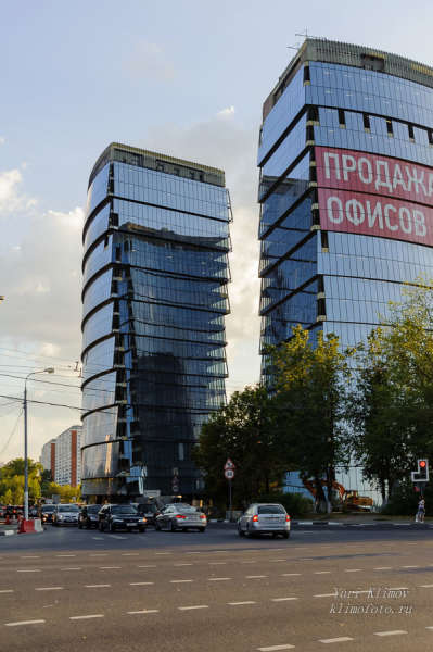 Лотос бизнес-центр - Офисная недвижимость, Аренда 1