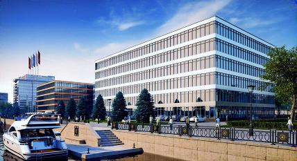 Порт-Плаза бизнес-центр - Офисная недвижимость, Продажа 1