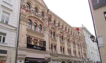 Столешников пер., 11, часть офисного здания - Офисная недвижимость, Продажа 1