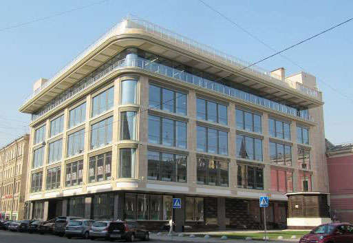 Олимпик Плаза - Офисная недвижимость, Аренда 1