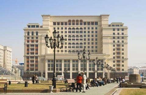 Гостиница Москва, многофункциональный комплекс  - Офисная недвижимость, Аренда 1