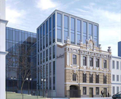Греческий бизнес-центр - Офисная недвижимость, Аренда 1