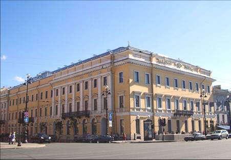 Невский 38 бизнес-центр - Офисная недвижимость, Аренда 1