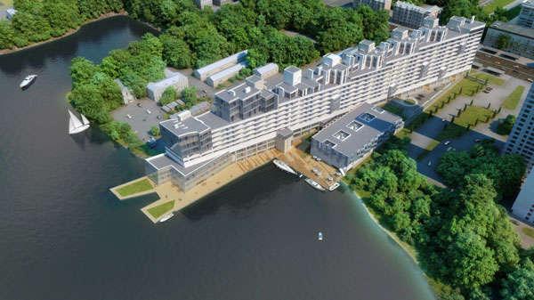 Город Яхт - Офисная недвижимость, Продажа 2