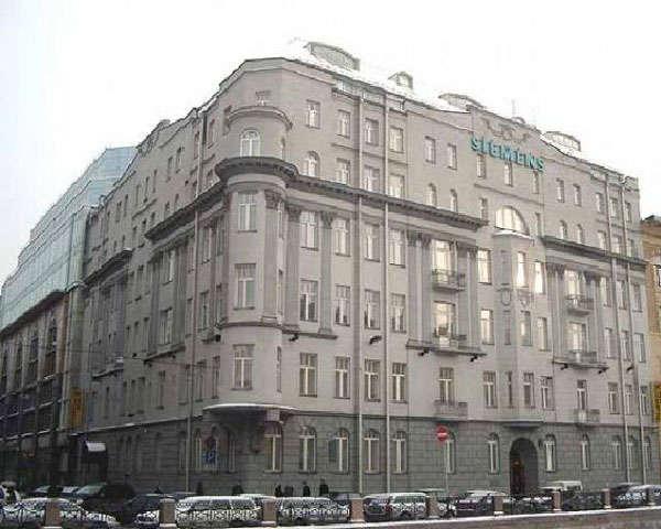 Северная столица бизнес-центр - Офисная недвижимость, Аренда 1