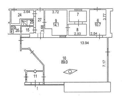 Каховка ул., 27 - Торговая недвижимость, Аренда 2