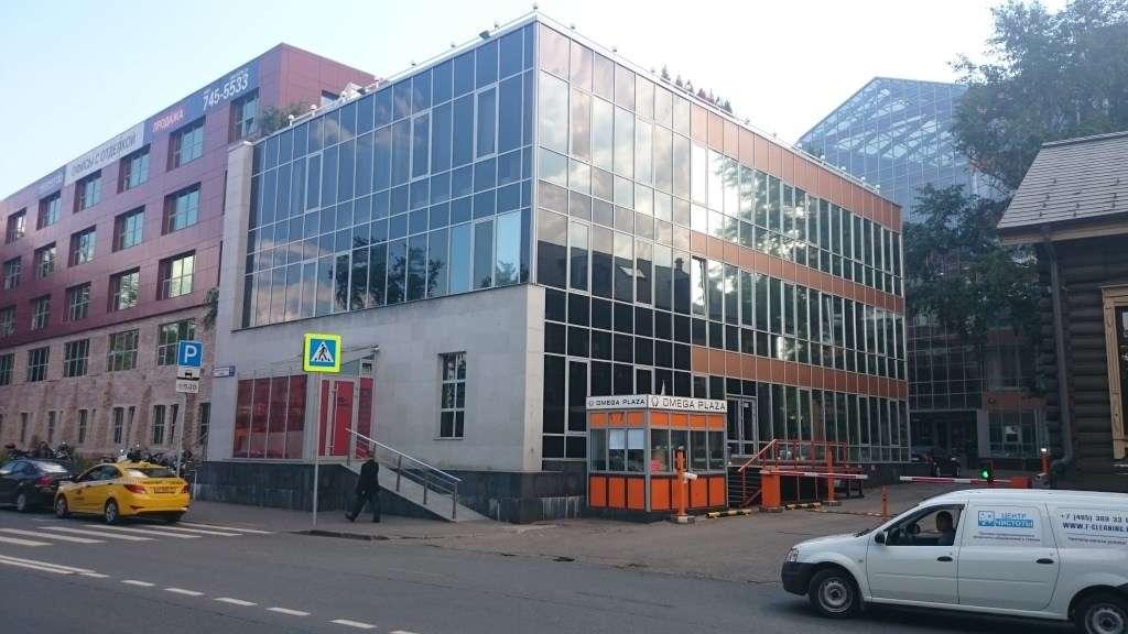 Бизнес-центр на Ленинской Слободе - Офисная недвижимость, Аренда 1