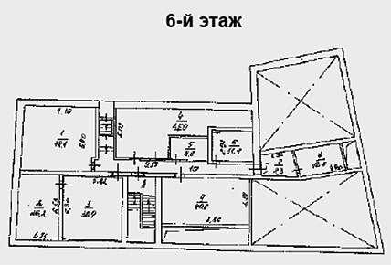 Живарев пер., 2/4, стр. 1  - Офисная недвижимость, Продажа 11