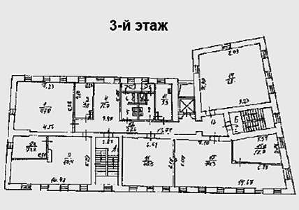 Живарев пер., 2/4, стр. 1  - Офисная недвижимость, Продажа 8
