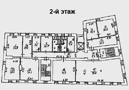 Живарев пер., 2/4, стр. 1  - Офисная недвижимость, Продажа 7
